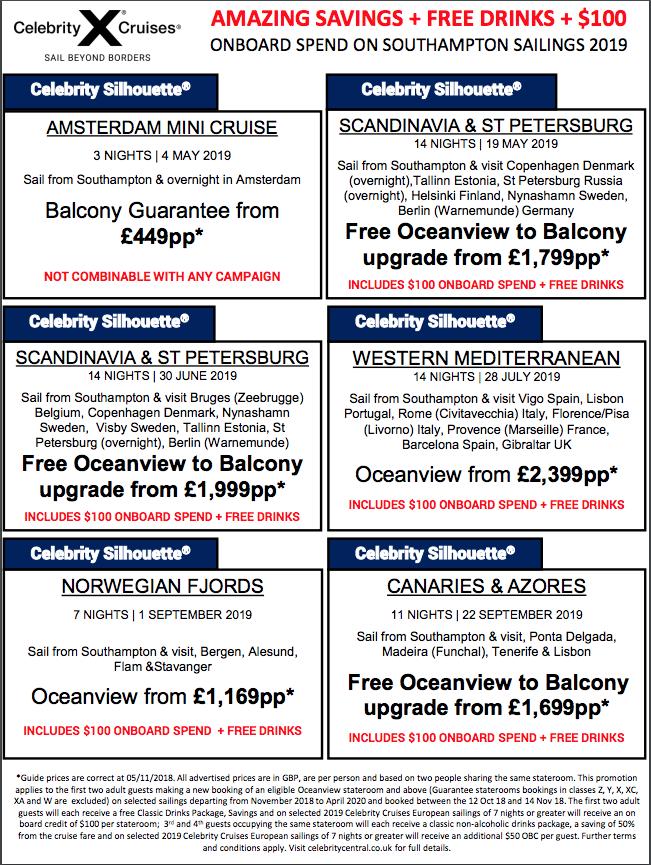 New Celebrity Cruises
