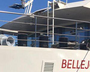 Bellejour Boat