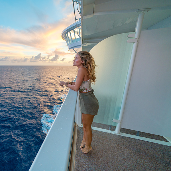 Cruise Balcony